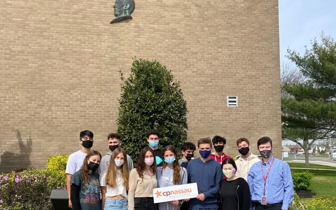 JFK High School Students raise funds for CP Nassau with Trivia Challenge!