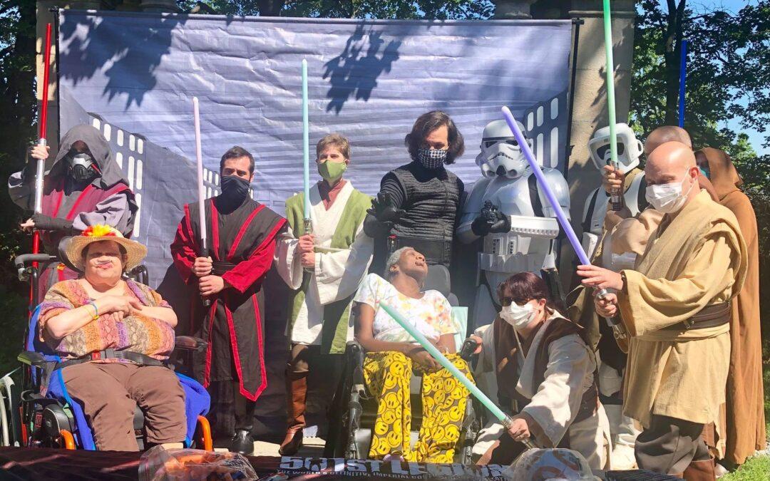 Star Wars Visits CP Bayville