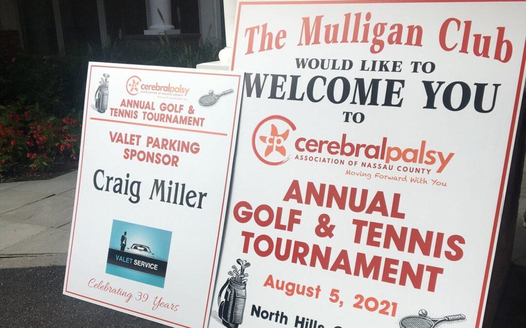 39th annual CP Nassau Golf and Tennis Tournament