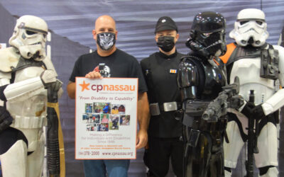 CP Nassau Thanks The 501st Leigon and Justin Weiss